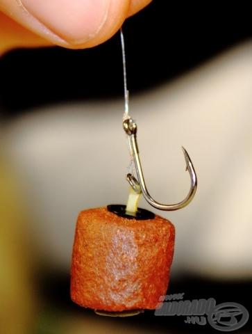 Dömeovi praktični saveti 2. deo -  Tehnika vezivanja udice za nuđenje pelleta