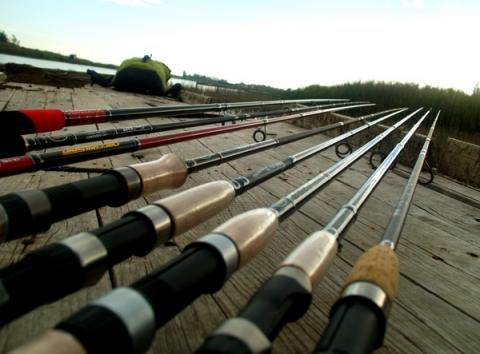 TOPfish test team deo 3. - Varaličarski štapovi Trabucco