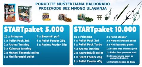 Ponudite Haldorado proizvode svojim mušterijama bez mnogo ulaganja