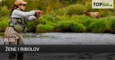 Žene ribolovci
