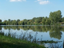 komercijalno jezero tresetiste blizu subotice