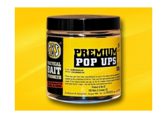 SBS Premium Pop Ups M1 10,12,14 mm 100gr