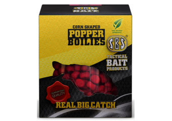 SBS Corn Shaped Popper Boile Corn 8-10mm