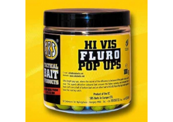 SBS Fluro Pop Ups Ananas 10,12,14 mm 100gr