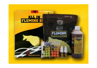 SBS All in Flumino Box 1,5kg Cranberry
