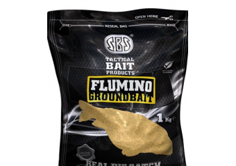 SBS Flumino Groundbait Natural 1kg