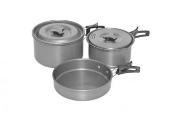 Set posuđa Trakker Armolife complete Cookware Set