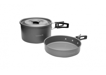 Set posuđa Trakker Armolife 2 Piece Cookware Set