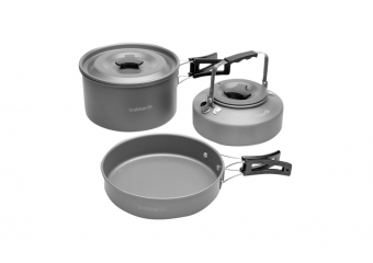 Set posuđa Trakker Armolife 3 Piece Cookware Set