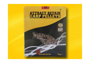SBS Attract Betain Pelete Squid & Octopus 6mm 1kg