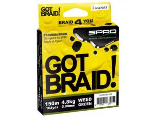 SPRO GOT Braid 150m