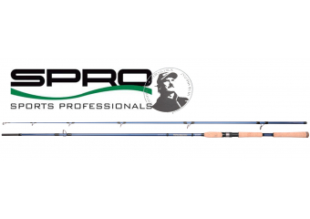Spro Henk Simons Specialist Shad 2,70M 20-70GR