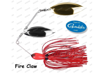 VARALICA RINGED SPINNERBAIT 10CM,14GR FIRE CLAW