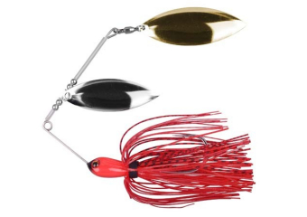 VARALICA RINGED SPINNERBAIT 12CM,21GR FIRE CLAW