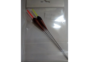 Plovak braon-crni(1,5g-6gr)