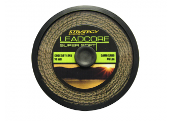 PREDVEZ STRATEGY LEADCORE 35LBS 10M CAMOU WEED