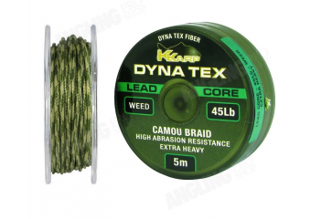 KKarp Dyna Tex Lead Core WEED 045