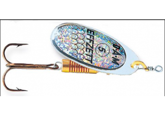 DAM Effzett Executor Spinner Reflex Silver