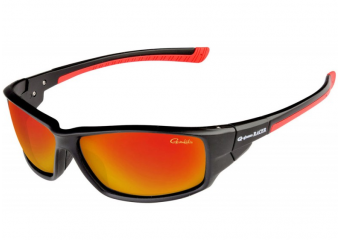 Gamakatsu G-glasses Racer Gray/Red Mirror