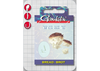 GAMAKATSU VEZANE UDICE 2210G BREAD (8-14)