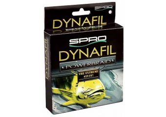STRUNA DYNAFIL P-BRAID 110M GRAY