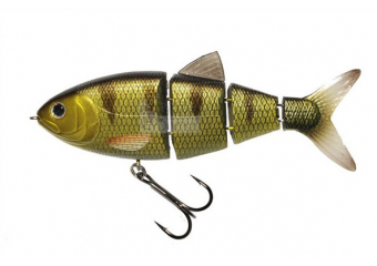 "VARALICA SB BBZ-1 4"" SHAD SS WICKED PERCH"