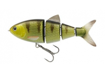 "VARALICA SB BBZ-1 4"" SHAD FL WICKED PERCH"