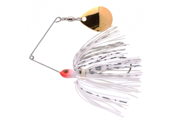 VARALICA MICRO RINGED SPINNERBAIT 8CM,5GR RED HEAD