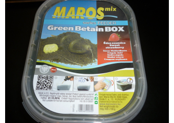 Green Betain Box Halibut