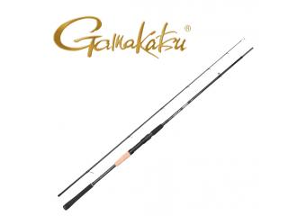 GAMAKATSU AKILAS MINI CRANK & SOFTBAIT 2.1M ,3-15gr